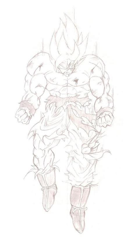 imagenes en blanco de dragon ball z mi galeria de dibujos taringa