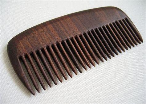 Handmade Beard Comb - handmade wooden beard comb gentlemint