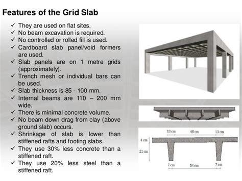 iconic design adalah grid waffle slabs