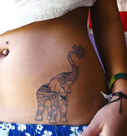feather tattoo lower stomach the most stunning stomach tattoos for girls