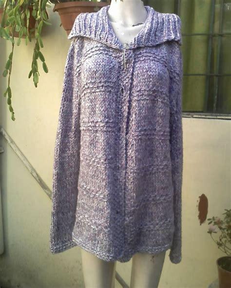 saco tejido en dos agujas 17 best images about sacones de lana on pinterest vests