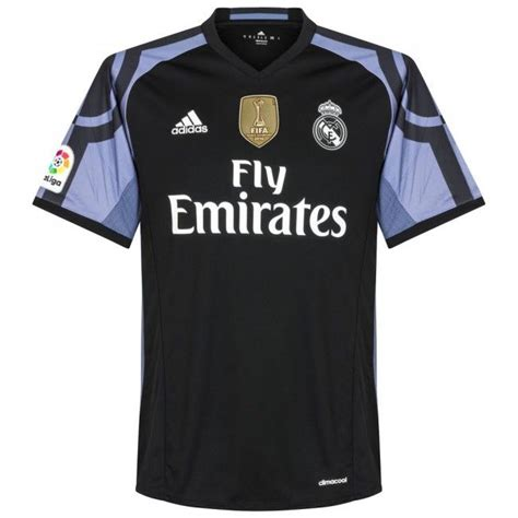 Jersey Real Madrid 3rd Away 1617 Sleeves Cetak Nama Patch adidas ai5139 real madrid fifa world club chion soccer third away shirt 2016 17 size medium new