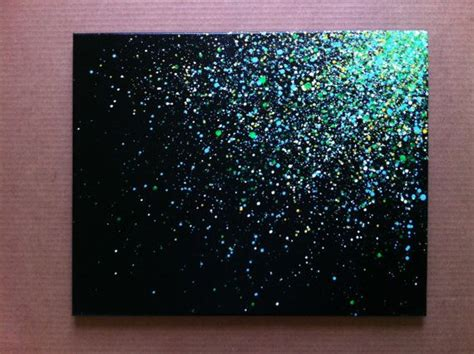 painting with glitter 25 best ideas about black canvas on black