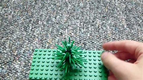 tutorial lego christmas tree lego pine tree tutorial youtube