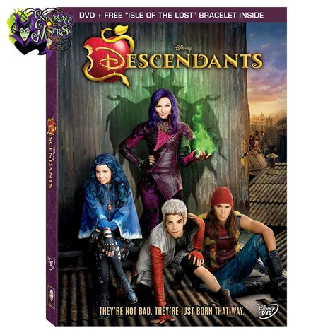 film disney channel 2015 disney channel original movie disney descendants dvd home