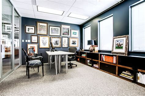 ad executives office corporate style   makeover