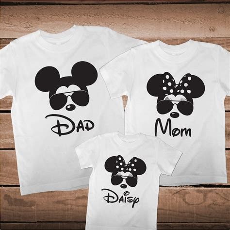 Custom Matching Shirts Custom Matching Family Vacation Shirts Family Vacation T