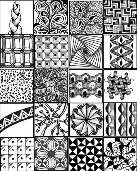 how to draw a tangle doodle part 3 7738 best zentangle inspiration images on