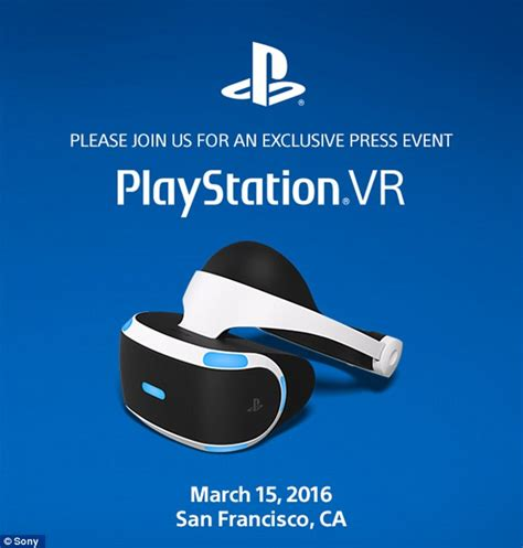 Invite Only Event For Sonys Playstation 3 by Sony S Playstation Vr Set To Officially Launch With Event
