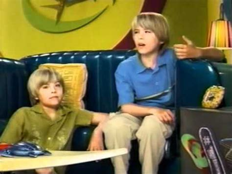 dylan and cole sprouse 2005 new year 2005 disney channel quot so hot summer click it to pick it