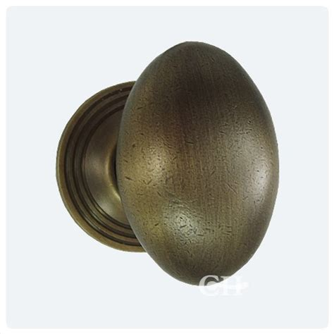 Concealed Door Knob by 1754cov Oval Door Knobs On Concealed Brass Or