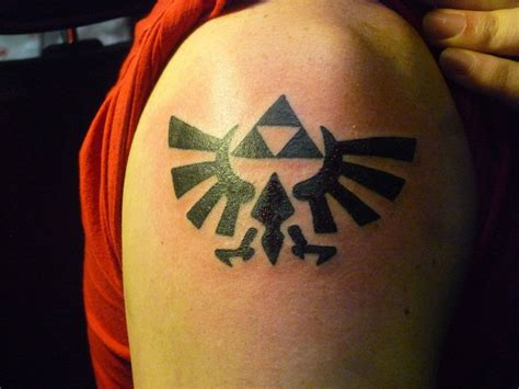triforce tattoos triforce tattoos designs ideas and meaning tattoos for you