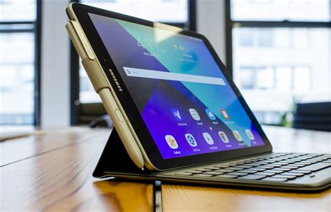 Samsung Tab S3 samsung galaxy tab s3 promotional exposes features and capabilities