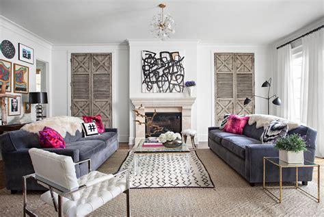decorate small rectangular living room house designs ideas
