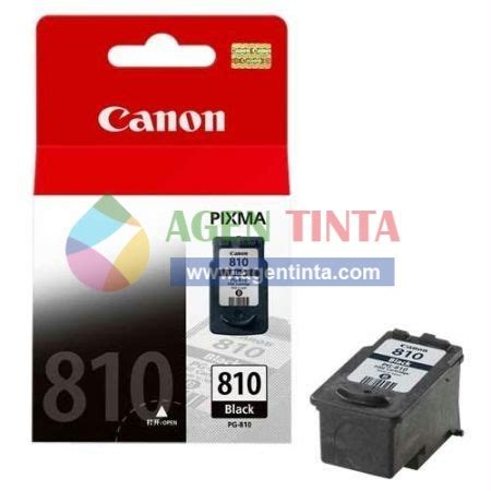 Canon 830 Black Tinta Printer jual canon ink catridge pg 810 black harga detail