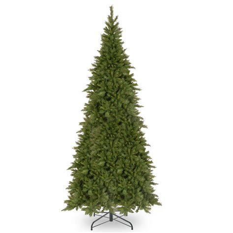 10 foot tree home depot national tree company 10 ft fir slim tree tfslh 100 the home depot