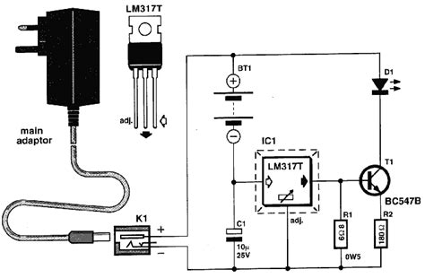 Carger Hp Buat Di Aki Montor Adds схема на lm317 зарядное