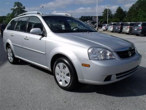 2006 Suzuki Forenza Price 2006 Suzuki Forenza Wagon Data Info And Specs Gtcarlot