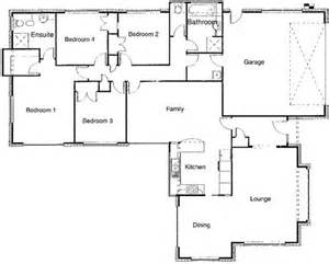 Easy To Build Floor Plans Inspiring Build House Plans 10 Simple Residential House