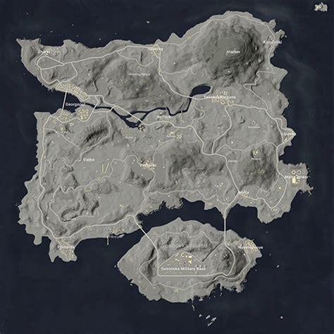 pubg interactive map selection