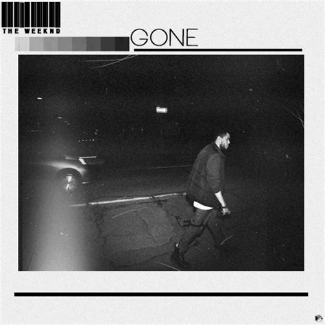 the weeknd gone the weeknd gone cover by mrwffw on deviantart