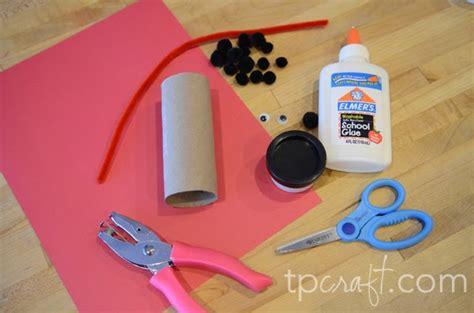 Ladybug Toilet Paper Roll Craft - tpcraft toilet paper roll s day ladybug