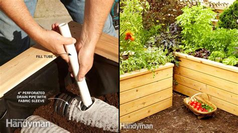Best Soil For Vegetable Planter Boxes by Automate Your Vegetable Garden With These Self Watering