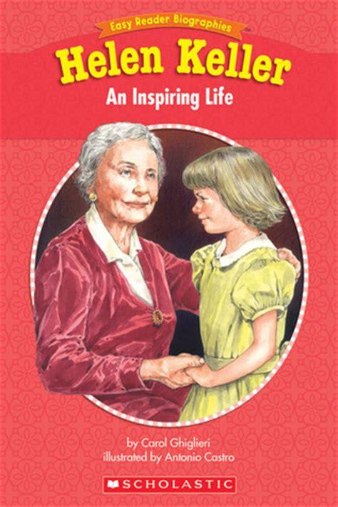 helen keller biography read online easy reader biographies helen keller an inspiring life