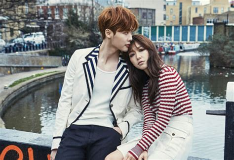 drama lee jong suk and park shin hye 6 times k drama actors unabashedly adored their co stars
