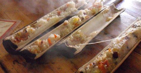 Madu Nusantara kuliner nasi bambu bebeja