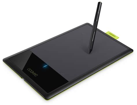 Tablet Grafik ctl 470k en bamboo pen graphics tablet
