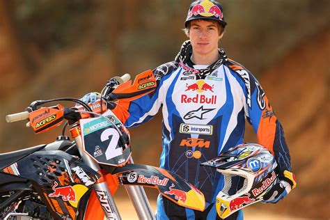 Searle Ktm Searle 2008 Bull Ktm Motocross Gp Team Photos