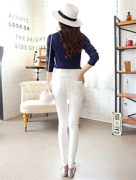Celana Panjang Soft Wanitacelana Pensil Wanita 1 celana panjang pensil wanita bahan katun stretch b2783