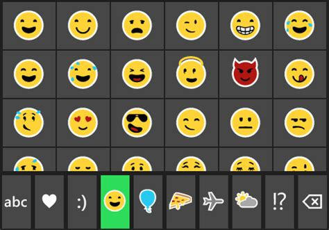 emoji for windows emoji blog using emoji on windows phone