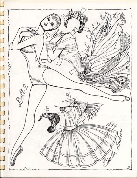 printable vintage circus paper doll steunk ballerina 14 best public domain images images on pinterest