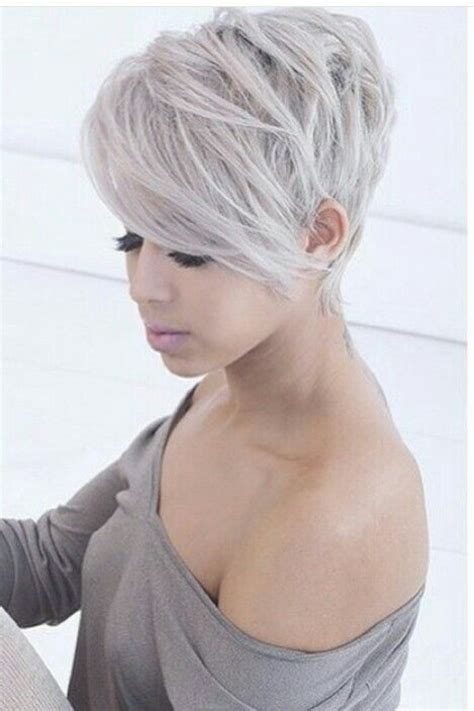 short hairstyles long on one side short on other best 25 pixie cuts ideas on pinterest pixie haircuts