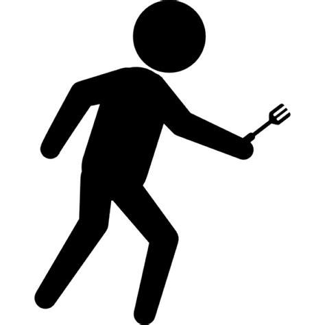Como Buscar Record Criminal De Una Persona Silueta Caminando Criminal Con Un Brazo En La Mano Descargar Iconos Gratis