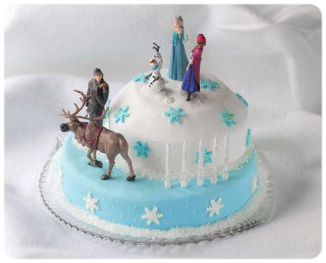 kuchen selbst machen frozen birthday cake eisk 246 nigin kuchen motivtorte