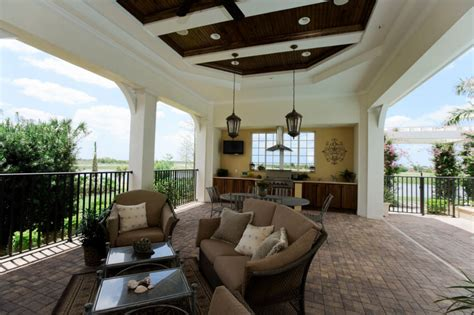 Covered Patio Ceiling Ideas by 55 Luxurious Covered Patio Ideas Pictures