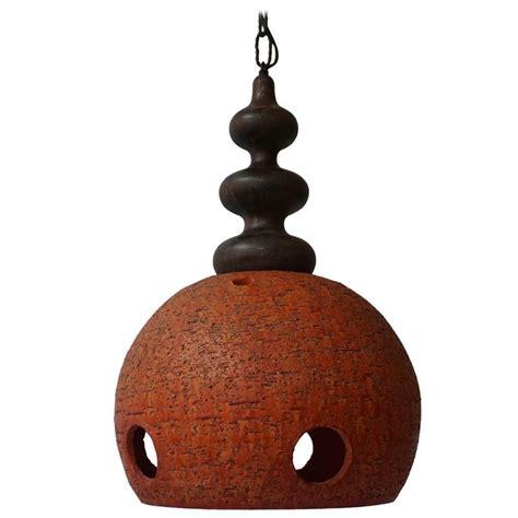 ceramic pendant light ceramic pendant light for sale at 1stdibs