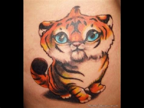 cute animal tattoo designs 20 and animal tattoos amazing ideas