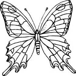 butterfly coloring pages getcoloringpages