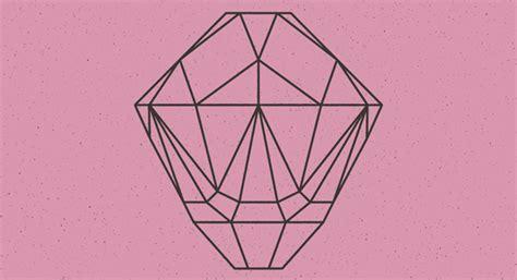 vector gem tutorial gemstone pattern vectors