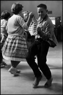 1950s by Wayne Miller Orinda California 1950 Groove Dance