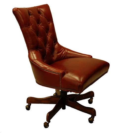 red office desk chair red leather executive office desk chair ebay