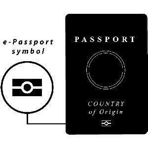 Dijamin New Korean Passport Cover Sul Passport Korean Style electronic border rocketroute