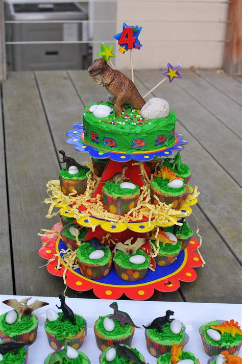 dinosaur cakes decoration ideas  birthday cakes