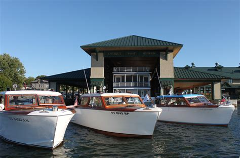 boat museum antique boat museum visitor info
