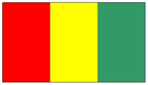flags of the world green yellow red red yellow green flagworld of flags world of flags