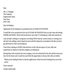Offer Letter Permanent Employment Letter Format